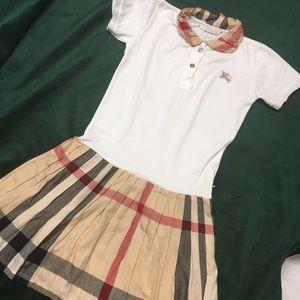 Burberry girl 15/16 dress